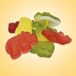 Želé ovocný mix