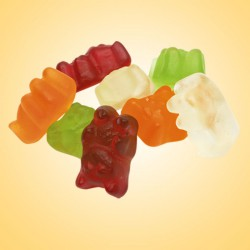 Želé medvídci